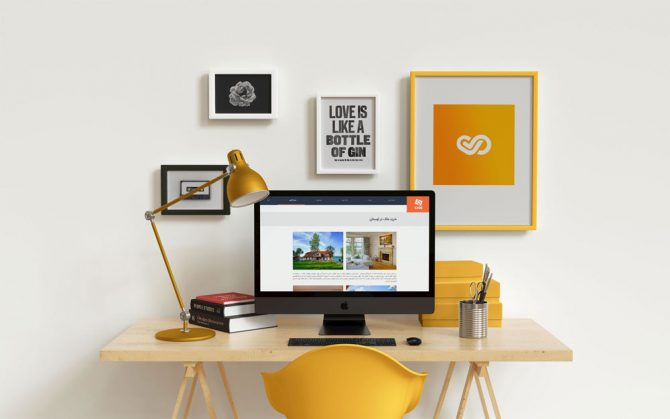 iMac-Workspace-Desk-Showcase-Mockup